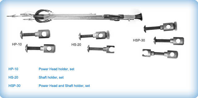 Spearshaft Holder