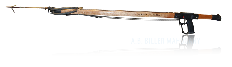 A B Biller Companyab Biller Spearguns The Speargun Of